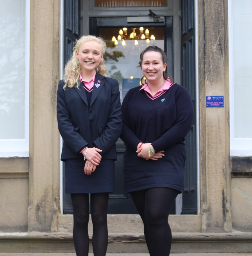 Head Girl and Deputy 2019-2020