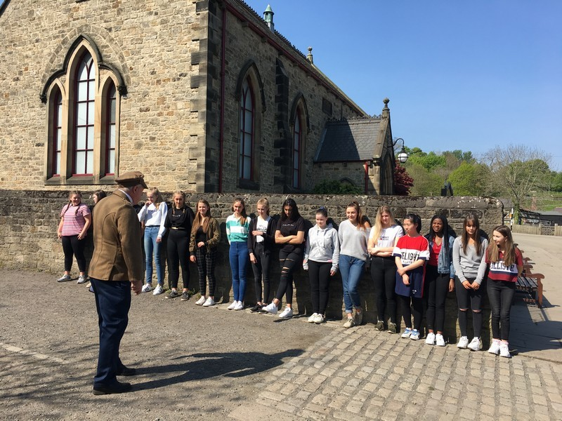 WW1 'Call to War' - U4 trip to Beamish Museum